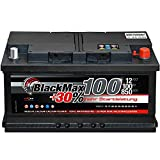 PKW Starter Auto Batterie 12 V 100Ah 870A/EN...