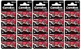 Camelion 12001013B50 Plus Alkaline Knopfzelle (AG13,...