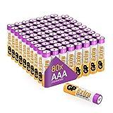 GP Extra Alkaline Batterien AAA Longlife (1,5V) 80...