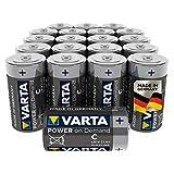 VARTA Power on Demand C Baby Batterien (20er Pack...