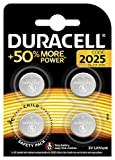 Duracell Specialty 2025 Lithium-Knopfzelle 3V...