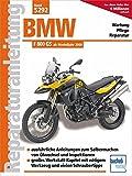 BMW F 800 GS ab Modelljahr 2008 (Reparaturanleitungen)