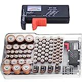 Kyrio Batterie Organizer Aufbewahrung mit...