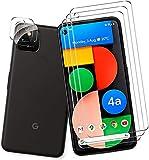 QITAYO für Google Pixel 4a(5G) Panzerglas Schutzfolie...