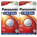 Panasonic 2354 CR2354 3 V Lithium-Batterien, 2 Stück