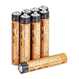 Amazon Basics Everyday AAAA-Alkalibatterien, 1,5 V, 8...