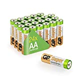 Batterien Mignon AA LR6 Vorratspack 24 Stück GP...