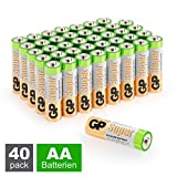 GP Batterien AA 1,5V Super Alkaline Longlife...