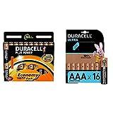 Duracell Plus AA Mignon Alkaline Batterien LR6, 20er...