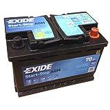 EXIDE AGM Start-Stopp-Batterie EK 700 EN (A): 760 12V...