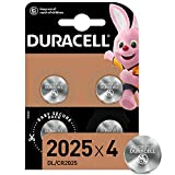 Duracell Specialty 2025 Lithium-Knopfzelle 3 V,...