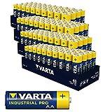 160 x Varta Batterien Alkaline, Mignon, AA, LR06, 1.5V...