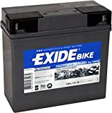 EXIDE Batterie - 707.26.55 - GEL 519901 - Erstmalig!...