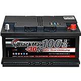 Autobatterie 12V 100Ah 850A/EN BlackMax Plus 30 ersetzt...