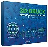 FRANZIS 3D-Druck Adventskalender für Maker 2020   24...