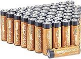 AmazonBasics Performance Batterien Alkali, AA, 48...