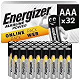 Energizer Batterien AAA, Alkaline Power, 32 Stück