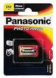 Panasonic CR2 zylindrische Lithium-Batterie für...