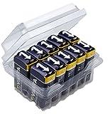 VARTA Longlife 9V Block 6LP3146 Batterie, Alkaline...
