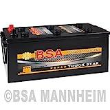 LKW Batterie 170Ah 12V 1100A Starterbatterie ersetzt...
