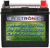 Electronicx U1R 30Ah 300A Green Power Batterie...