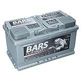 Autobatterie 12V 85Ah 850A Bars Platinum...