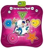 BSD Tanzfläche Twister Spielmatt Moove and Groove