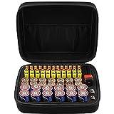 Batterie Aufbewahrungsbox Batteriebox - Hält 80...