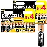 Duracell 24x Plus MN1500AA-Batterien...