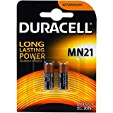 Batterie Duracell Typ 23A 2er Blister, Alkaline, 12,0V