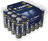 VARTA Energy AA Mignon LR6 Batterie (24er Pack)...