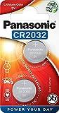 CR2032 Münze Batteriepack x 2 / Lithium 3V / für...