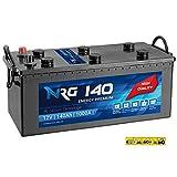 NRG Premium LKW Batterie 140Ah - 1000A/EN...