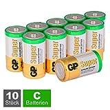 GP Batterien C (Typ: Baby / LR14), Super Alkaline 1,5V,...