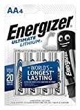 Energizer 639155 - Batterie Ultimate Lithium AA /...