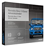FRANZIS Mercedes-Benz G-Klasse Adventskalender 2020 |...