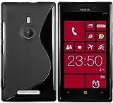 mumbi Hülle kompatibel mit Nokia Lumia 925 Handy Case...