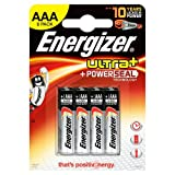 Energizer Ultra+ Alkaline Batterie AAA Micro 8er Pack