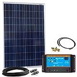 Offgridtec Solar Bausatz 100 wp - 12 V Solaranlage,...