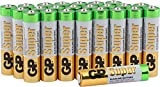 Batterien Micro AAA LR03 Vorratspack 24 Stück GP...