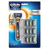 Gillette Fusion5 ProGlide Rasierer Für Männer mit 10...