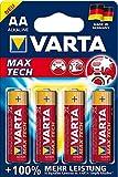 Batterie Mignon Max Tech AA 1,5V...