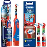 SPAR-SET: 1 Braun Oral-B Stages Power Kids cls...