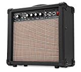 Rocktile Scream 15 Gitarrenverstärker Mini Combo Amp...