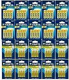 80 Varta Superlife Zink-Kohle Batterien (40x AA Mignon...